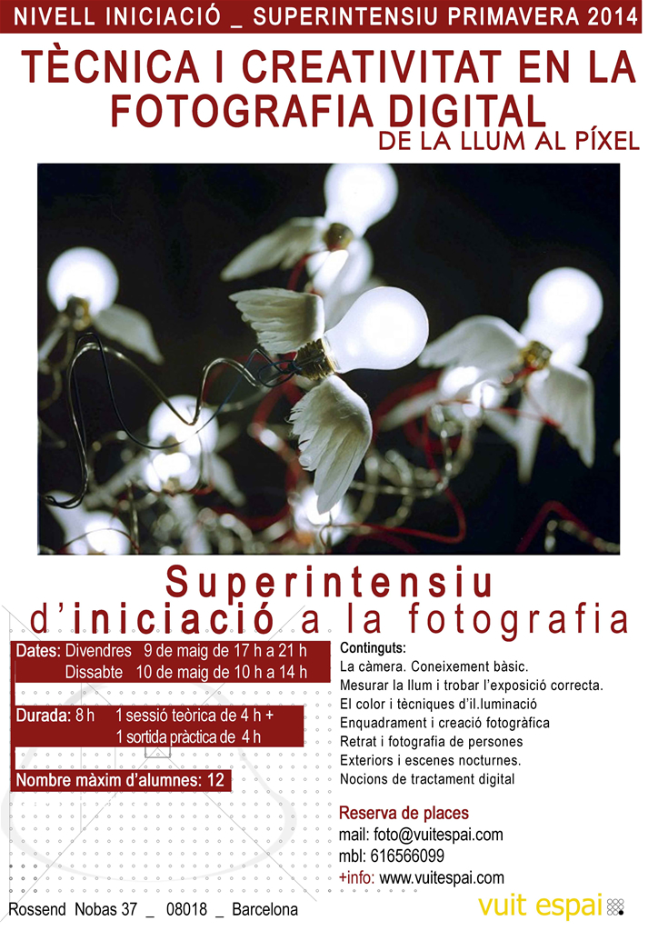 Cursos de fotografia en barcelona verano 63